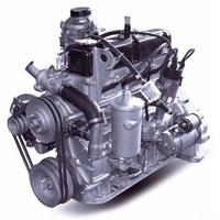 двигатель Газель замена б\у