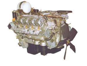 двигатель для КамАЗ