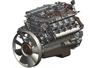 двигатель КамАЗ в СПб